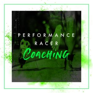 Performance Racer Coaching Program